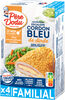 L'authentique escalope cordon bleu de dinde 100% filets - Produit