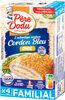 L'authentique escalope cordon bleu de dinde 100% filets - Produit
