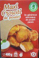 Maxi crousti de poulet - Product