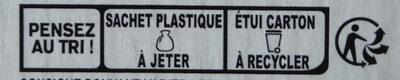 Escalope a la milanaise de qualite superieure - Instruction de recyclage et/ou informations d'emballage - fr