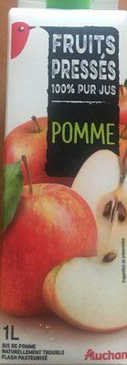 100 % Pur Jus pomme - Produit