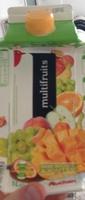 Jus multifruits - Produit - fr