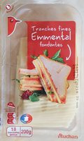 Tranches Emmental - Product