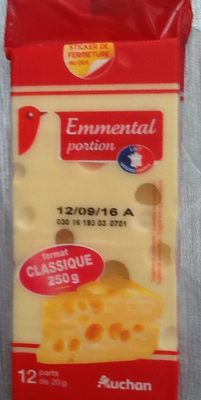 Emmental portion - Product