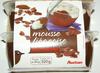 Mousse liégeoise au chocolat - Produit