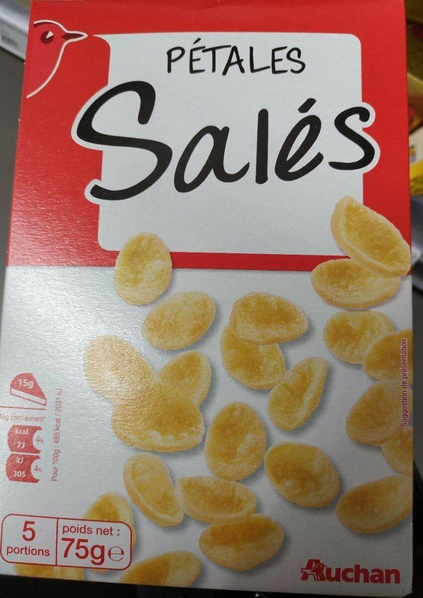 Pétales salés - Produit - fr