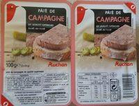 Pate de campagne - Produkt - fr