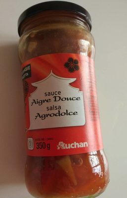 Sauce Aigre Douce - Nutrition facts