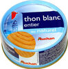 Thon blanc entier au naturel - Product