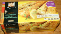 Filet de merlu blanc du cap façon meunière - Product
