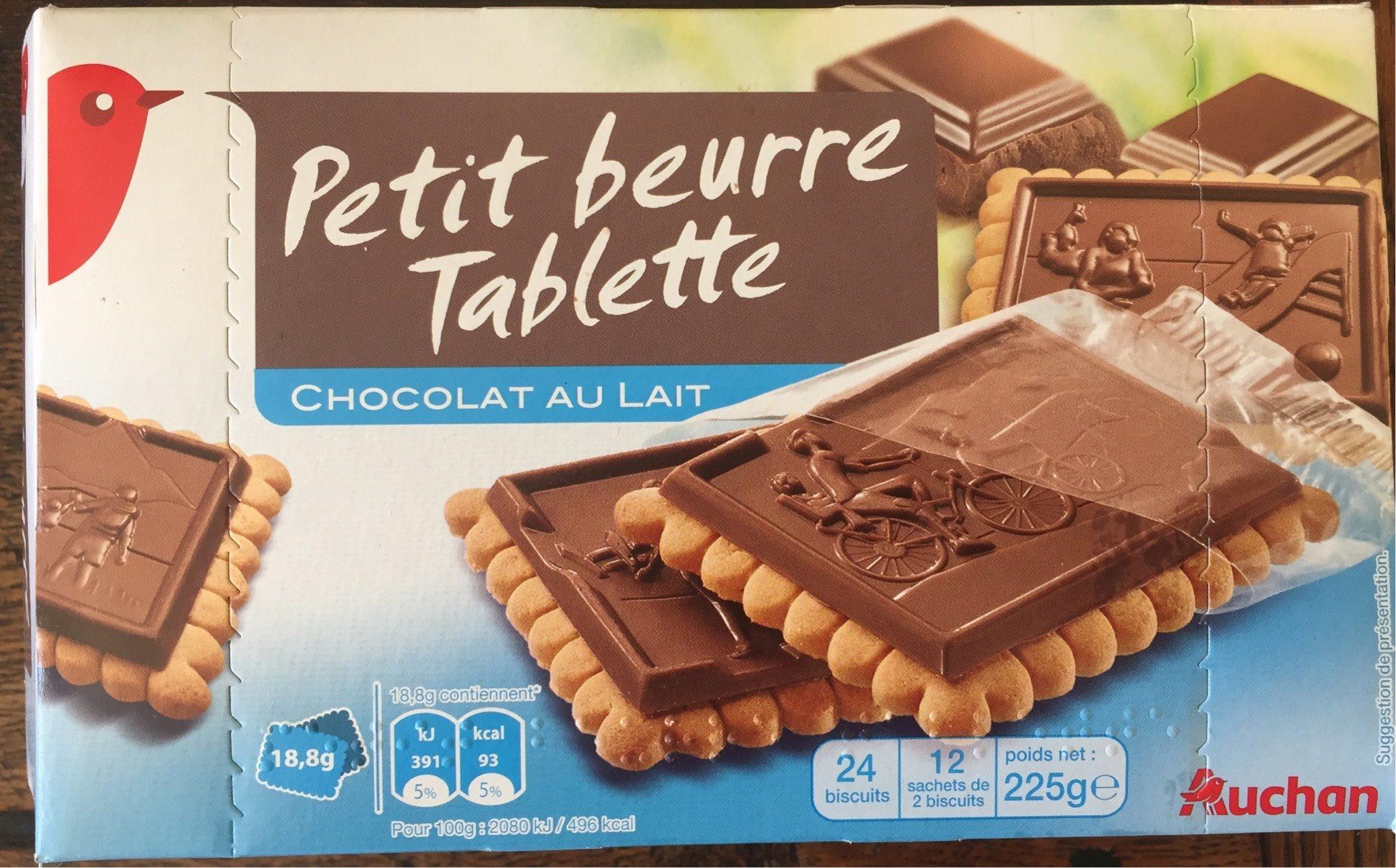 Petit beurre tablette pocket - Produit - fr