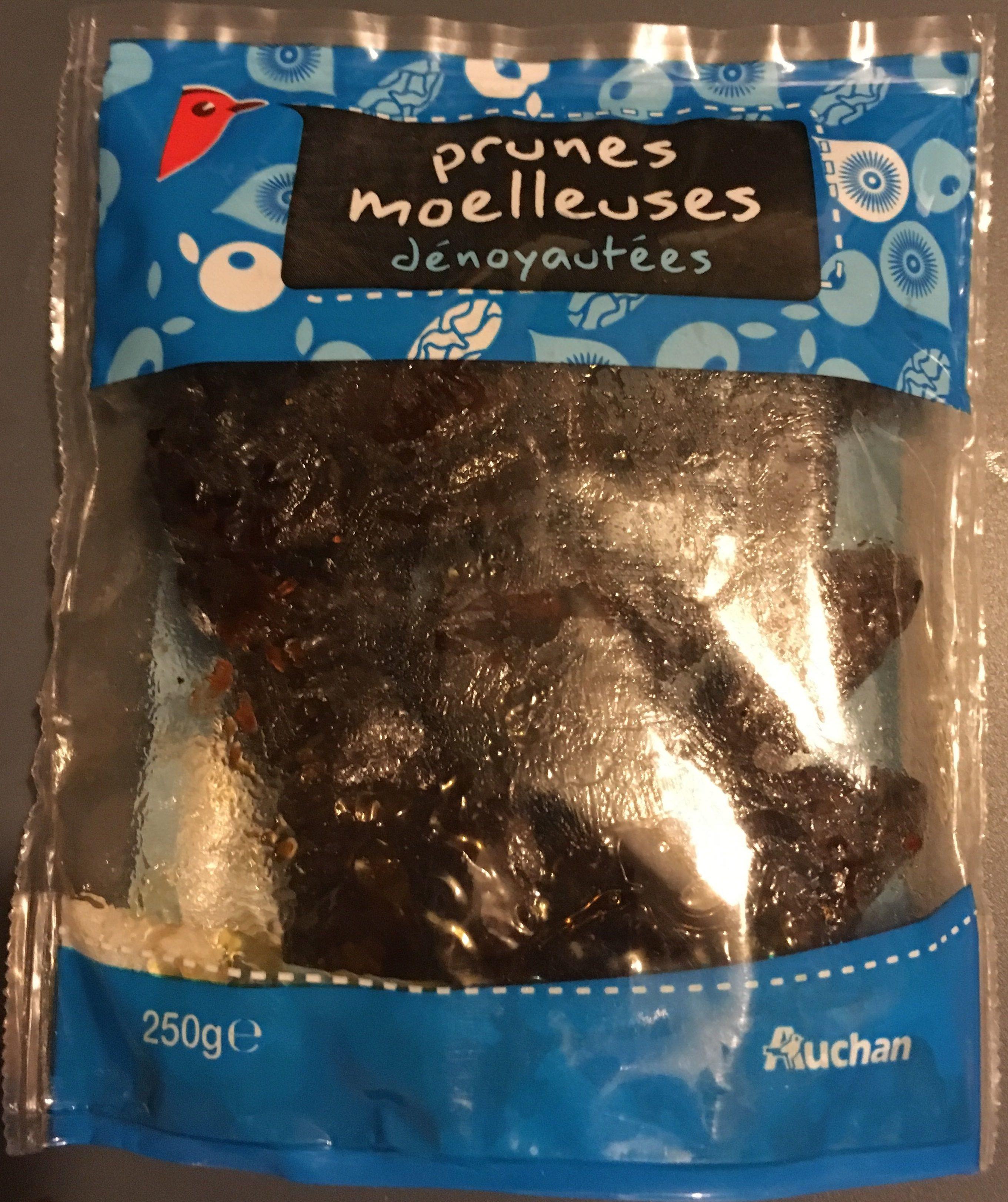 Prunes moelleuses dénoyautées - Produit - fr