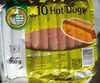 10 Hot Dogs - Produit