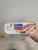 Filets de maquereaux (sauce tomate basilic) - Produit - fr