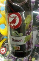 100% Jus raisin - Prodotto - fr