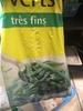 Haricots Verts Très Fins - Product