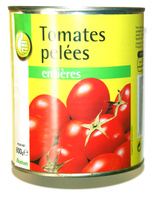 Tomates pelées entières - Product