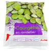 Courgettes en Rondelles - Produit