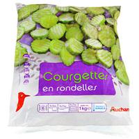 Courgettes en Rondelles - Produit - fr
