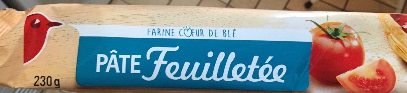 Pâte feuilletée - Product - fr