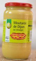 Moutarde de Dijon au Vinaigre - Produit