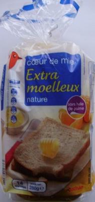 Cœur de mie - Extra moelleux - nature - Produit - fr