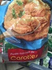 Purée cuisinée de carottes - Produit