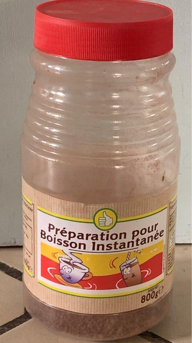 Préparation pour boisson instantanée - 800 g - Pouce (Auchan) - Produit