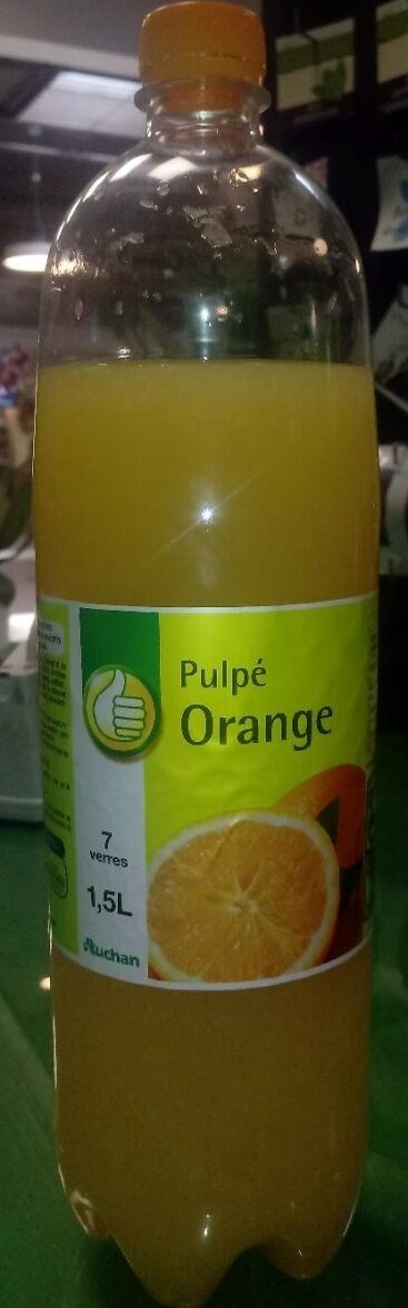 Pulpée Orange - Produit - fr