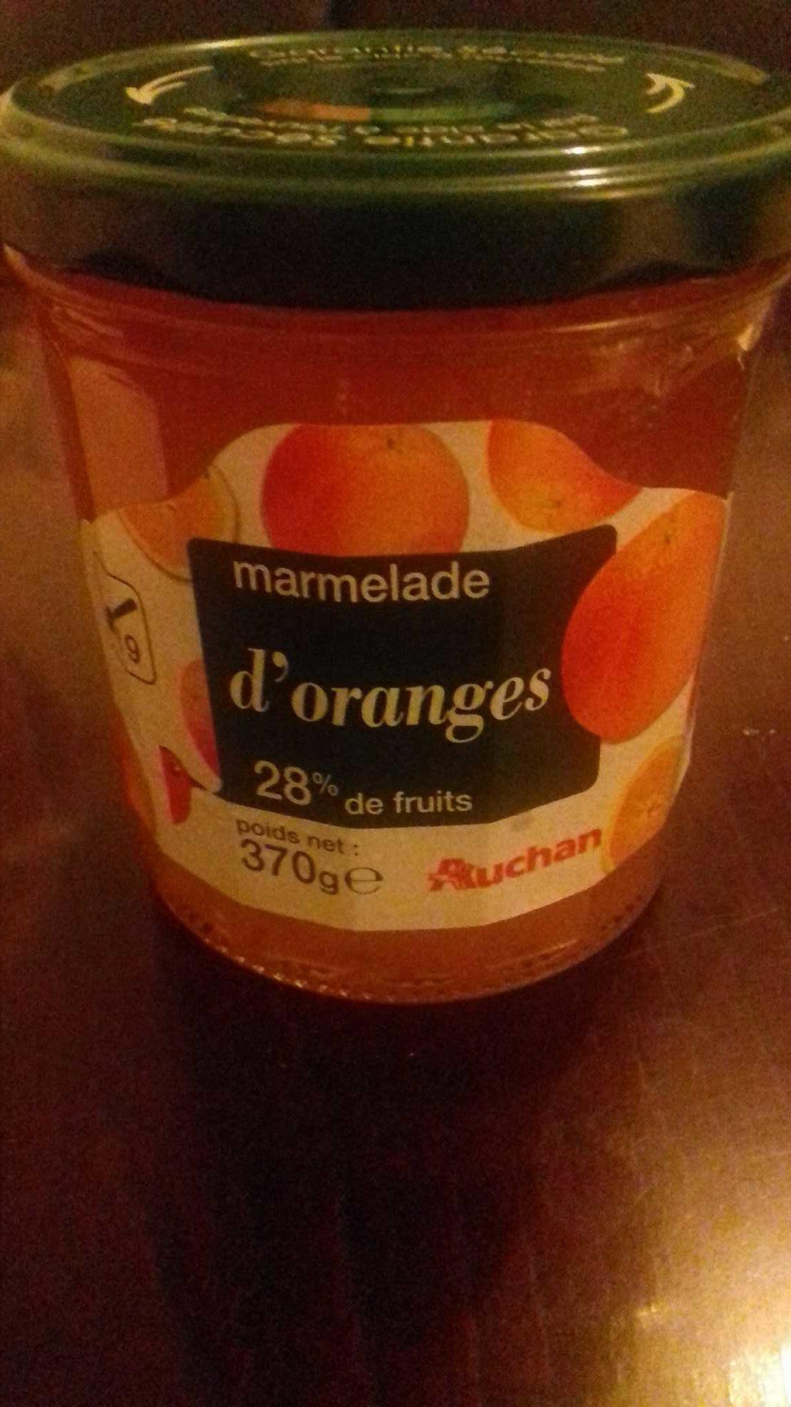 Marmelade d'orange - Product - fr