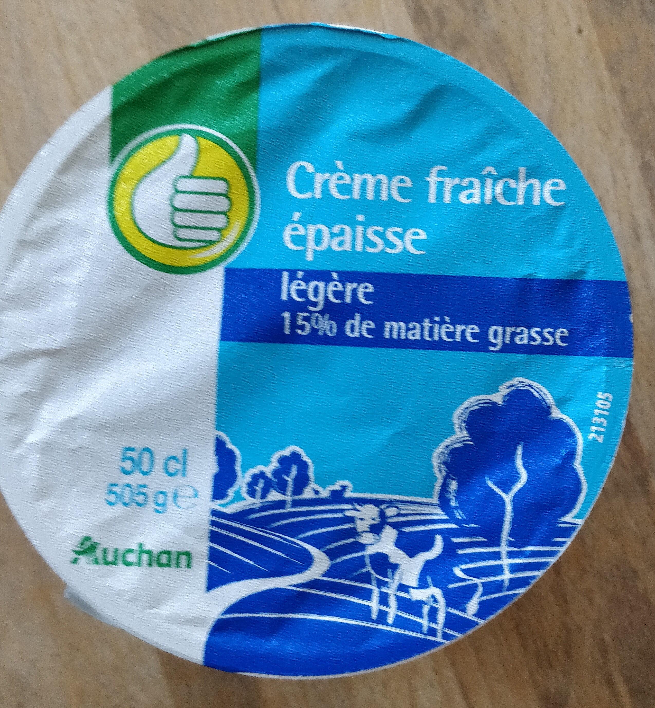 Creme fraiche légère - Product - fr
