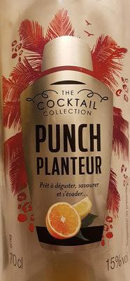 Auchan Punch Planteur - - Product - fr