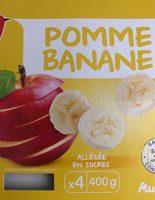 Desserts Pomme Banane - Product - fr