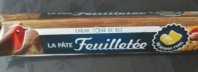 La Pâte feuilletée - Produit