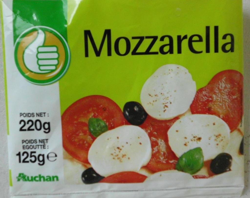 Mozzarella - Product - fr