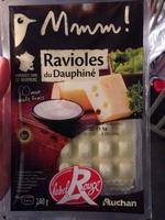 Ravioles du Dauphiné aux oeufs frais - Product - fr