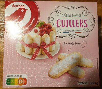 Cuillers - Produit - fr
