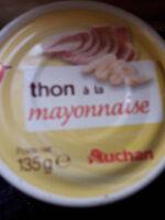 Thon Sauce Mayonnaise - Prodotto - fr