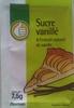 Sucre vanillé A l'extrait naturel de vanille - Produit
