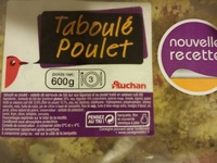 Taboulé poulet - Produit