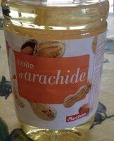 Huile d'arachide - Produit - fr