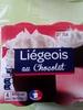 Liégeois au Chocolat - Produit