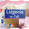 Liégeois au Café (4 pots) - Produit