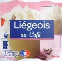 Liégeois au Café (4 pots) - Produit - fr