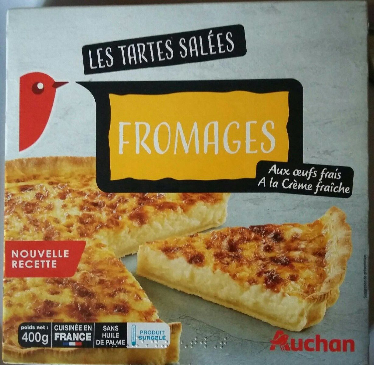 Tarte aux Fromages - Product - fr