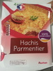 Hachis Parmentier - Produit
