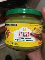 Salsa au Goût d'Avocats - Produit