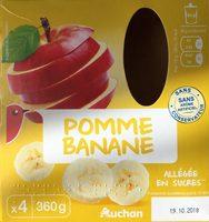 Spécialité de Fruits Pomme Banane - Product