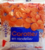 Carottes en rondelles - Product