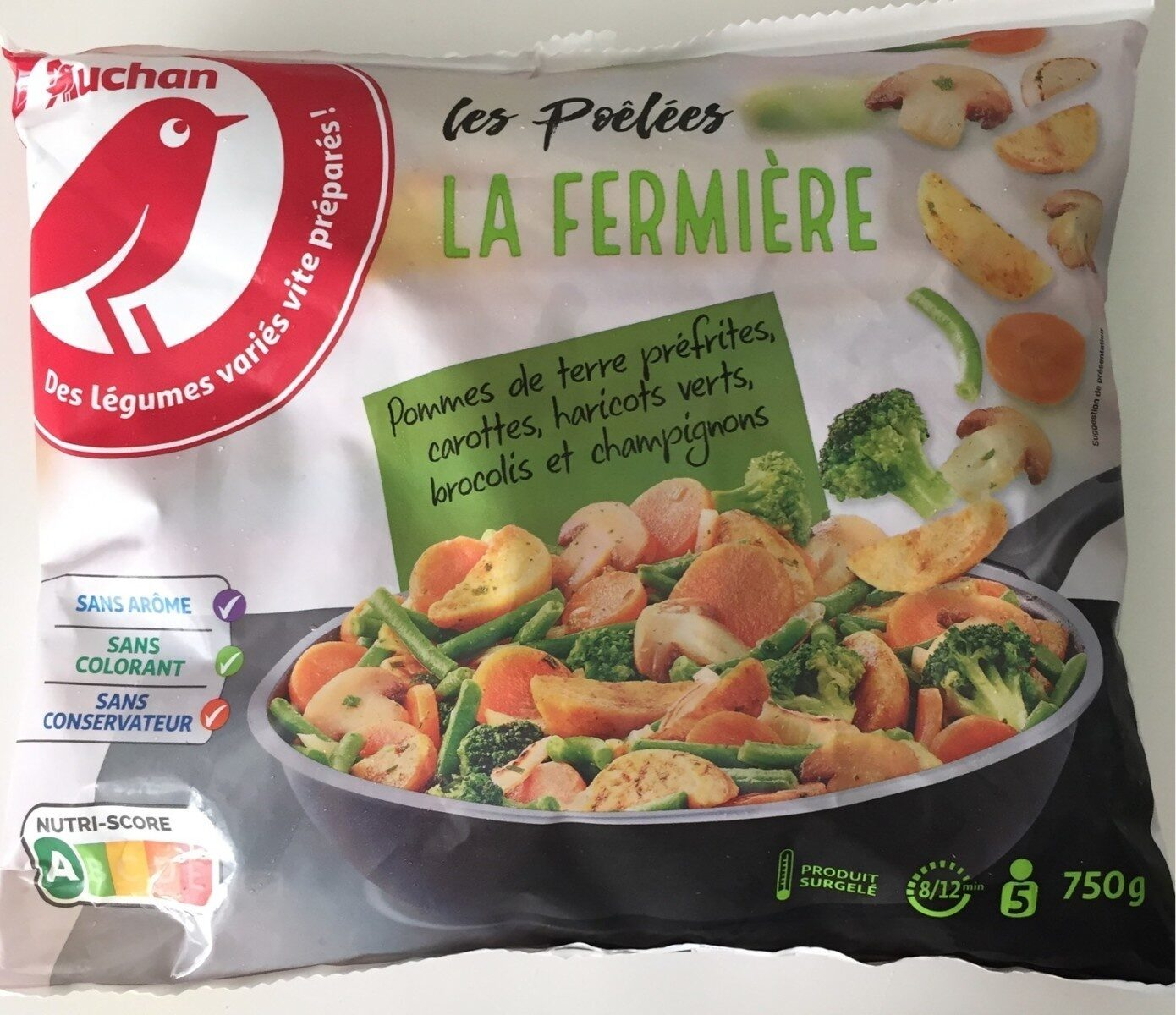 Poêlée fermière - Prodotto - fr